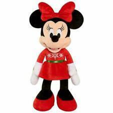 """New listing Disney 22"""" Minnie Mouse Holiday Plush Toy"""