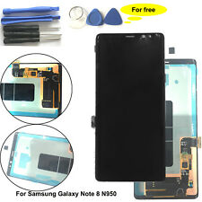 Original LCD Display Touch Screen Digitizer for Samsung Galaxy Note 8 N950 Black