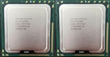 ➔ Intel Xeon Quad Core 2.53Ghz E5540 Processor CPU SLBF6 match pair 8M/5.86
