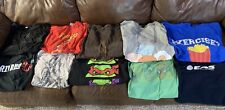 Lot of 10 2x T-Shirts   Excellent Condition  JOBA CHAMBERLIN