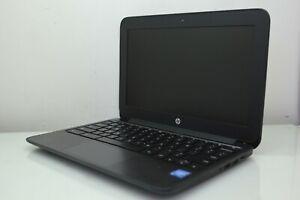 "HP Chromebook 11 G4 EE 11.6"" Intel Celeron N2840 4GB RAM 16GB eMMC V2W29UT#ABA"