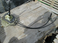 FIAT PUNTO mk2 and mk3 2000-05 5 SPEED GEAR STICK / SELECTOR / LINKAGE + CABLES