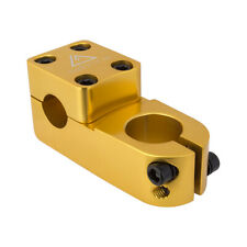 BLACK OPS BRICK TOP BMX STEM GOLD