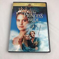 The Princess Bride Special Edition, Dvd