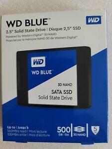Western Digital Blue 250GB SSD (WDBNCE2500PNC)