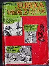 Raccolta EUREKA SELEZIONE n°5 1980 ed. CORNO Sturmtruppen Andy Capp   [G327]