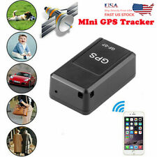Us Strong Magnetic Mini Gps Tracker Anti-theft Device Locator Voice Recorder