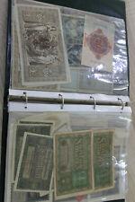 Deutsches Reich / Inflation - Sammlung/Lot/Bestand mit 102 Banknoten