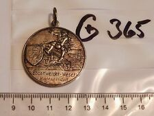 Medaille Bodenwerder - Weser Münchhausenstadt - 5 Mark  1 Stück (g365-)