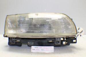 1991-1993 Infiniti G20 Right Passenger OEM Head Light 33 6D1