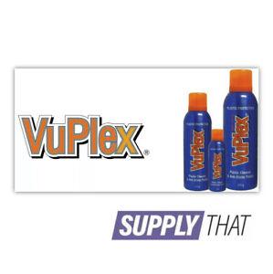 VuPlex Plastic Cleaner and Anti-Static Polish for Kitchens, Boats, Motor-homes