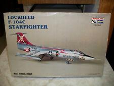 Minicraft / Hasegawa 1/32 Scale Lockheed F-104C Starfighter