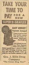 SUPER-D GRAFLEX CAMERA - GLASGOW, KY Glasgow Times Feb. 1, 1951