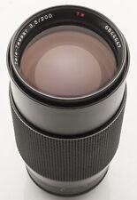 Carl Zeiss Tele-Tessar Tele Tessar 3.5/200 200mm 200 mm 1:3.5 T* Contax Yashica