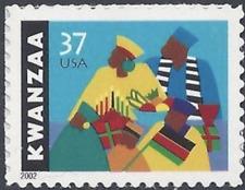 Kwanzaa Usa United States 29 Cent Mint Unused Stamp Mnh Scott #3673