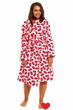Pijamas y batas de mujer de color principal blanco de poliéster