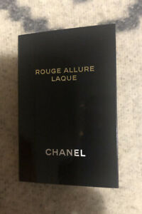 Authentic Chanel Rouge Allure Mini Lipstick - # 80 Timeless Red