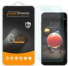 2X Supershieldz for LG K8 (2018) Tempered Glass Screen Protector Saver