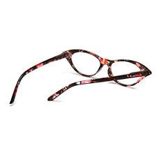 Cat Eye Reading Glasses Women Fashion Ladies Readers 1.0 1.5 2.0 2.5 3.0 3.5 4.0