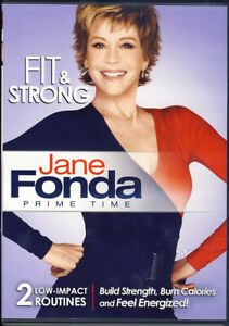 Jane Fonda: Prime Time - Fit And Strong (Lions New DVD