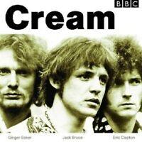 CREAM - CREAM AT THE BBC  CD  26 TRACKS SOFT ROCK / POP ROCK LIVE  NEU