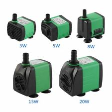 Submersible Pump Fish Vat Aquarium Pond Fountain Water Pump 220V Submersible Pum