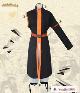 Womens Mens Unisex Natsu Dragneel Fairy Tail Anime Manga Costume Cosplay Jacket