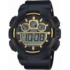 Relojes de pulsera baterías Lorus cronógrafo