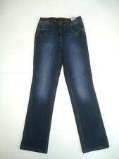 CECIL TORONTO Stretch Jeans Hose Blau W29 L32 TOP  #08-9