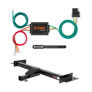 Curt Class 2 Trailer Hitch & Wiring for Volvo 140 / 160 / 240 / 260 Series