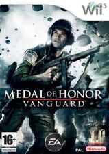 Wii & Wii U - Medal of Honor Vanguard **New & Sealed** Official UK Stock
