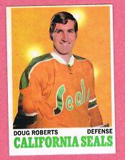1970-71 70-71 O-PEE-CHEE OPC #71 Doug Roberts SET BREAK