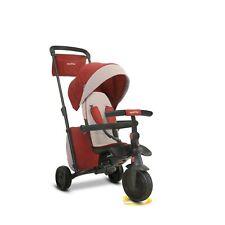 smarTrike smarTfold 600 7-en-1 bébé tricycle évolutif 9-36 moi smart trike Rouge