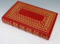 James Fenimore Cooper DEERSLAYER Franklin Library 1st Edition / Printing L-2217