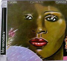 Gloria Gaynor - Glorious      Remasterd cd + bonustrack   BBR