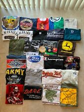 Vintage 90s 00s Wholesale T-Shirt Lot 26 Pieces