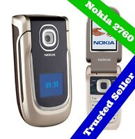 ~ ORIGINAL ~ Nokia 2760 Mobile Cell Phone Package | Unlocked | 6 Month Warranty