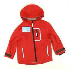 Primark Boys Red Coat Age 4-5