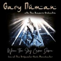 Gary Numan & The Skaparis Orch - When The Sky Came Abajo Nuevo DVD