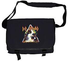 - Def Leppard Hysteria Messenger Bag