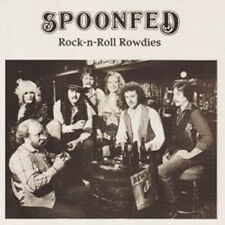 "Spoonfed: ""rock-n-roll hooligans"" (CD reissue)"