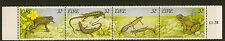 IRELAND: 1995 Reptiles  set SG 965-68 unmounted mint