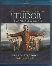 Blu-ray I Tudor Scandali a corte Stagione 04 Jonathan Rhys-meyers Sony Pictures