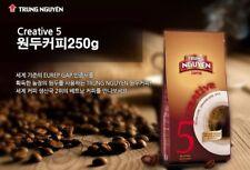 G7 Blend Pure Black Coffee TrungNguyen Vietnam Instant Arabica Creative 250g_A0
