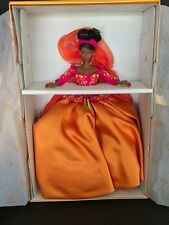 1998 Symphony in Chiffon Couture Series Barbie (African American) Nrfb