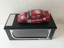 HPI Racing 1/43 Alfa Romeo 155 TS G. Busi - #55 JTCC Silverstone 1994 - 8130