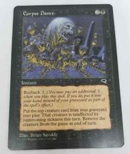 Corpse Dance Tempest MTG Magic the Gathering English NM Never Played Rare