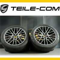 """Porsche Cayenne E3/9Y0 21"""" RS SPYDER Ganzjahresräder/All Season Räder/Wheel Satz"""