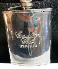 Canadian Club Reserve Flask