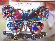 Kirks Folly Flight of The Butterfly Pin  brooch necklace ENHANCER  free ship